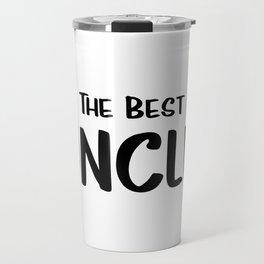 The Best Uncle Travel Mug