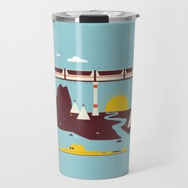 Magical Minimalism Travel Mug