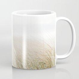 Dune grass | Ireland travel photogragraphy print | At the beach Coffee Mug