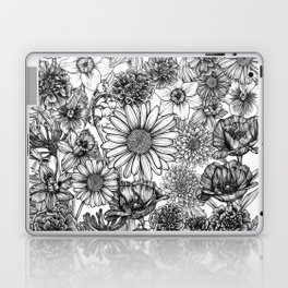 Family of Flowers Laptop & iPad Skin