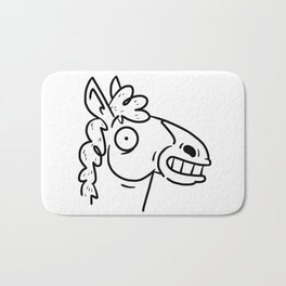 Mr Horse Bath Mat