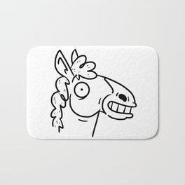 Mr Horse Bath Mat