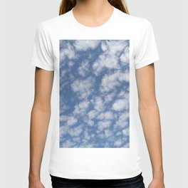 TEXTURES:Just Clouds #2 T-shirt