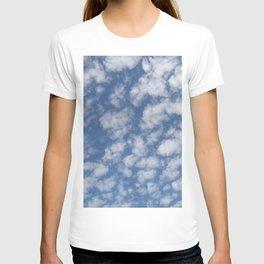 TEXTURES:Just Clouds #2 T-shirt