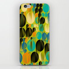 Rain washed out iPhone & iPod Skin