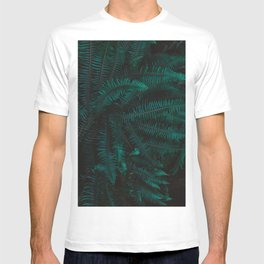 Blue Fern Twilight T-shirt