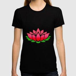 Red Lotus T-shirt