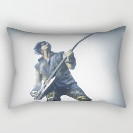 Nikki Sixx Rectangular Pillow