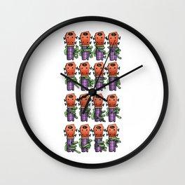Basic Ukulele Wall Clock