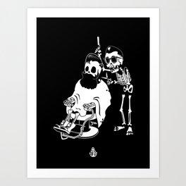 Barbershop Art Print