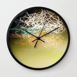Event 3 Wall Clock
