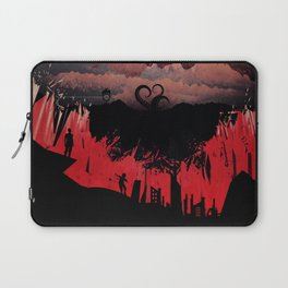 Dante's Inferno: Circle of Violence Laptop Sleeve