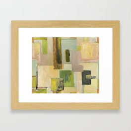 Thoughts of Spring Framed Art Print