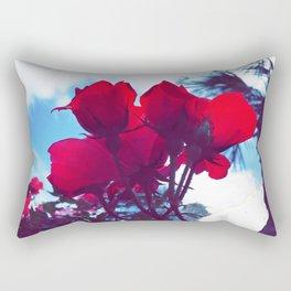 Rookie Roses Rectangular Pillow