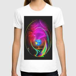 Abstract Perfection -  dreams come true T-shirt