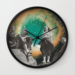 Invocation/Departure Wall Clock
