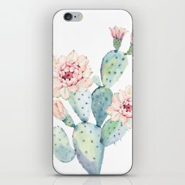 The Prettiest Cactus iPhone Skin
