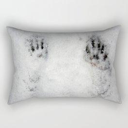 Little Prints Rectangular Pillow