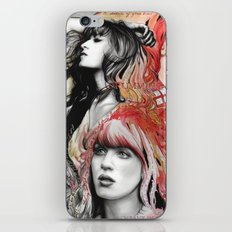 no more dreaming iPhone & iPod Skin