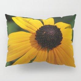 Golden glow of a black-eyed Susan Pillow Sham