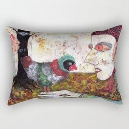Secret Place III Rectangular Pillow