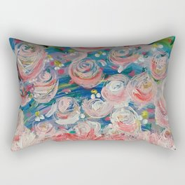 First Flowers Rectangular Pillow