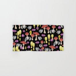 Happy Fungus garden - BK Hand & Bath Towel