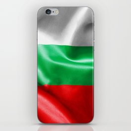 Bulgaria Flag iPhone Skin