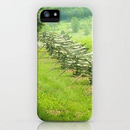 Gettysburg pa photography art iPhone Case
