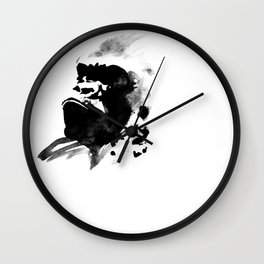 gorille Wall Clock