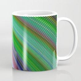 Striped Vortex Coffee Mug