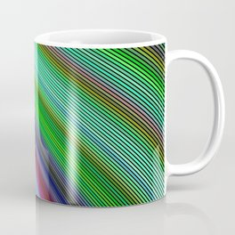 Striped Vortex Coffee Mug