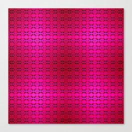 Flex pattern 4 Canvas Print