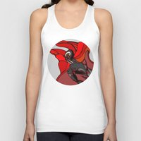 medieval Tank Tops featuring Medieval Spawn by Robert Cooper