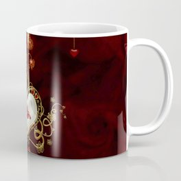 Wonderful hearts with dove Coffee Mug