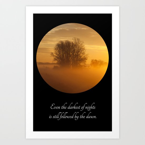 The Dawn Art Print