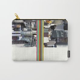 The Invisible Cities (dedicated to Italo Calvino) Carry-All Pouch