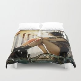 Mathilda - Leon the Professional Duvet Cover