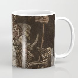 Moria taxi troll Coffee Mug