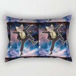 Cat a Falling Star Rectangular Pillow