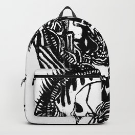 In Hell, We Trust Backpack