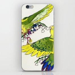 Gemini iPhone Skin