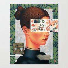 Expressions II Canvas Print
