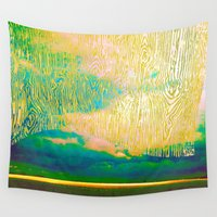 storm Wall Tapestries featuring Storm by Neelie
