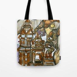Bioshock Tea Tote Bag