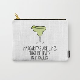 Margarita Miracles Carry-All Pouch