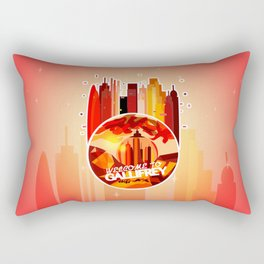 Welcome to: Gallifrey! Rectangular Pillow