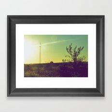 The Countryside Framed Art Print