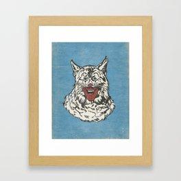 RONALD CATDONALD Framed Art Print
