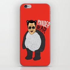 Romney's Halloween Costume iPhone & iPod Skin